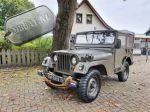 Nekaf M38a1 Jeep ( Willys ) 1958 Full Matching Numbers LPG KX-66-29